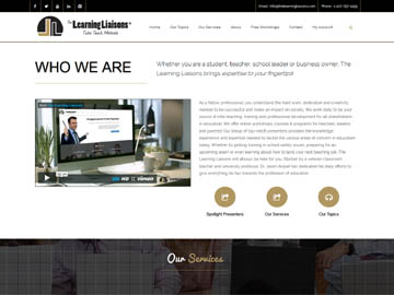 The Learning Liaisons Website